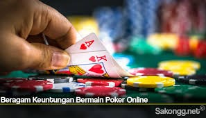 Fokus Bermain Judi Poker Untuk Meraih Kemenangan